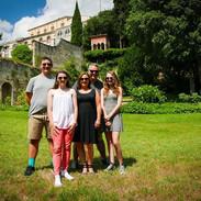 Giusti Garden.   Verona, Italy