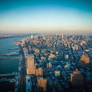 View from One World Trade Observatory
