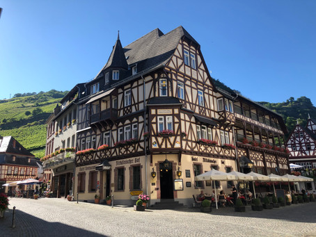 Europe 2019:  Bacharach Recap