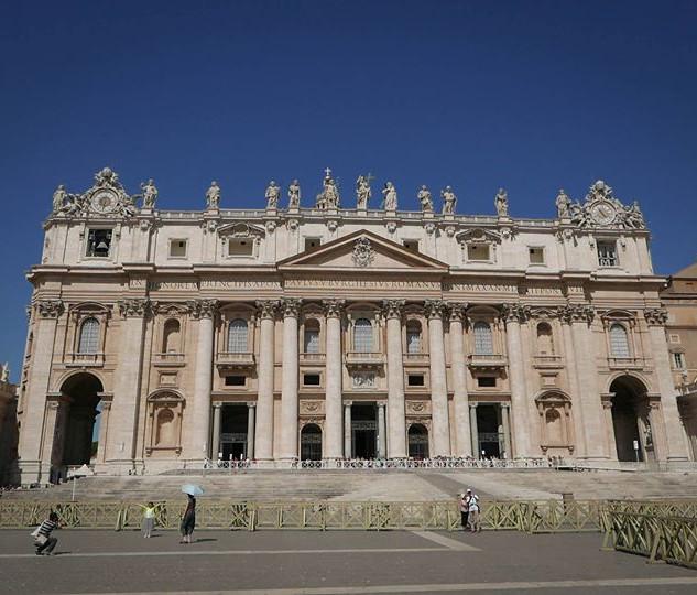 St. Peter's Basilica - The Vatican