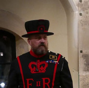 Beefeater on Tower Tour