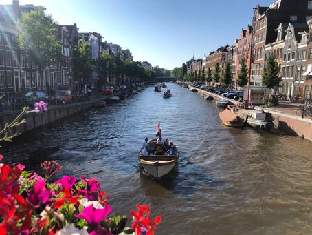 Europe 2019:  Amsterdam Recap