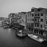 Grand Canal.  Venice, Italy