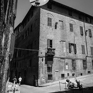 Streets of Siena