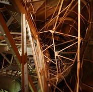 Inside Lady Liberty