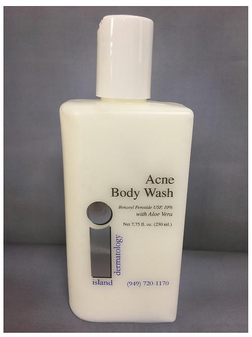 Acne Body Wash 10% BPO