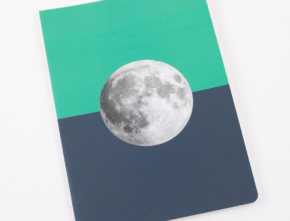 Moon - A5 Defter