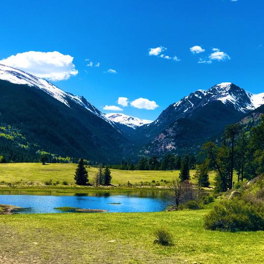 Denver Rocky Mountain National Park
