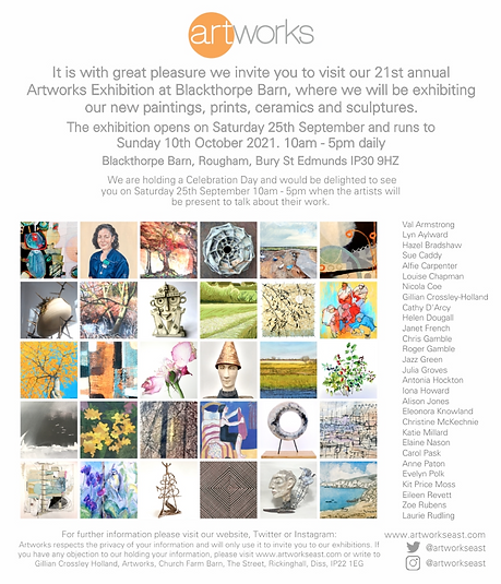 ARTWORKS 21st ANNUAL EXHIBITION