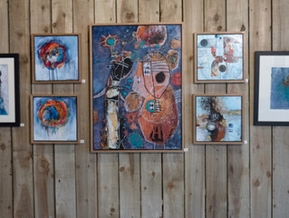 ARTWORKS EXHIBITION 2018