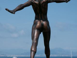 """""""SCULPTURES MONUMENTALES"""" BY NICOLAS LAVARENNE"""
