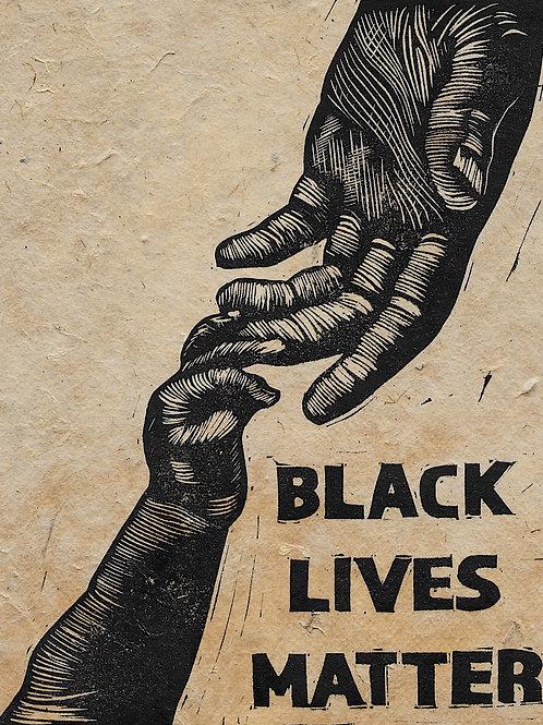 Black Lives Matter ~ artwork download