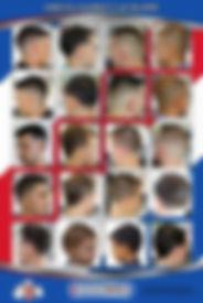 Barber Poster, Barber Shop Poster Lamina