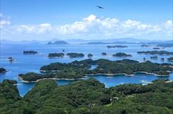 九十九島の海風と異文化を感じる港まち させぼ