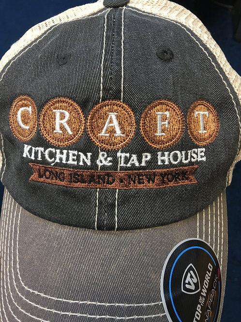 CRAFT BEER MESH OLLIE CAP