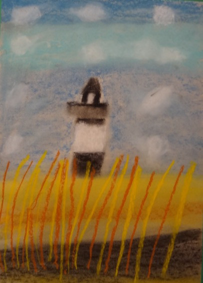 Cape Pembroke Lighthouse by Brody Lennie