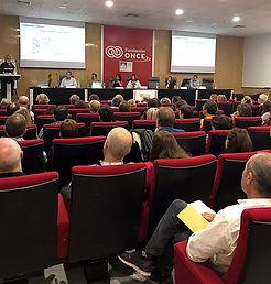 Presentción delegación Madrid