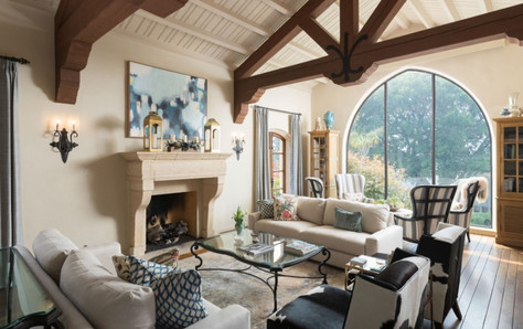 Oakland Hills Spanish Colonial