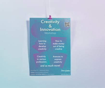 Poster Design | Inner Goddess Workshop