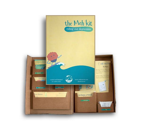 The Meh Kit | Riding Out Depression