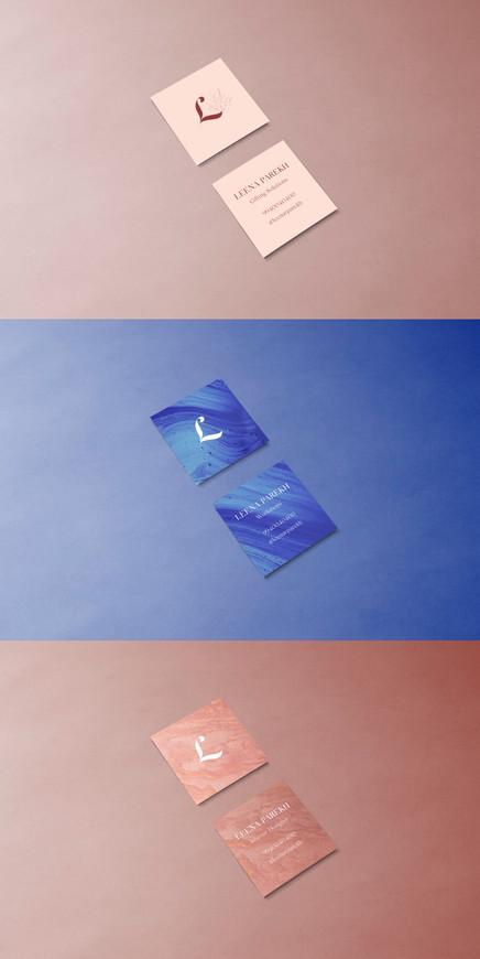 Business Cards | Leena Parekh