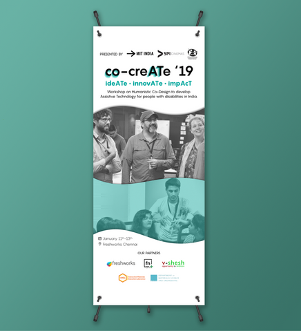 Event Design | Co-Create '19 by SPI