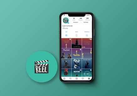 For Reel | Instagram Layout
