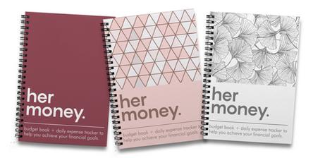 Goddess Merchandise | Her Money Budget Books