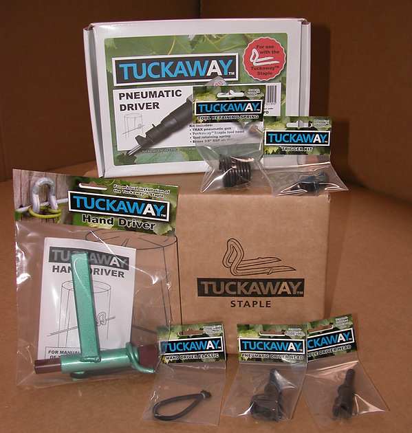 Tuckaway Spare Parts and Accessories