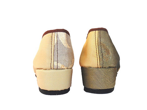 Tailor shoes-Gold