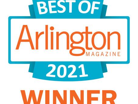 Best of Arlington 2021!