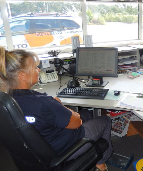 Coastguard Whangamata Operations