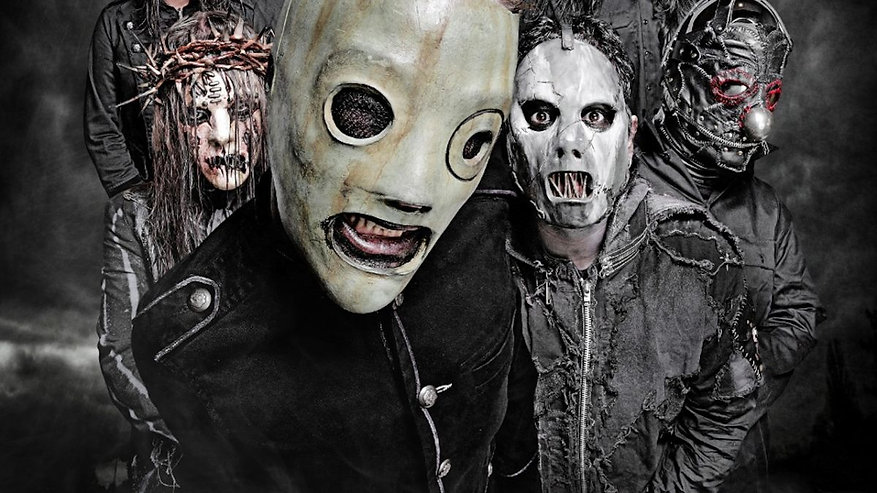 Slipknot - Dysfunctional Family Portraits