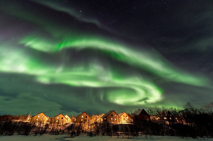 Available to re-watch on Recordings Aurora Borealis