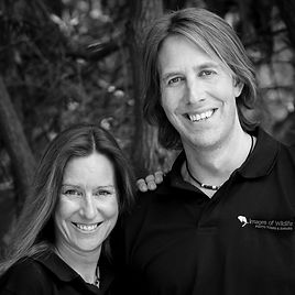 Andy and Sarah Skinner