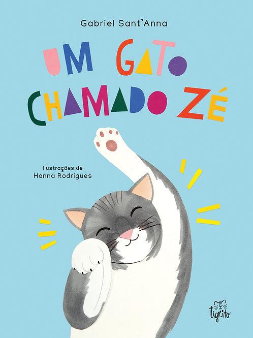 Um gato chamado Zé