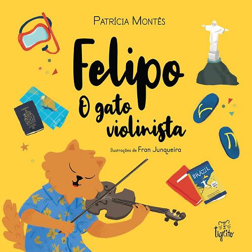 Felipo o gato violinista
