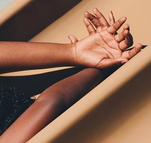 black women skincare