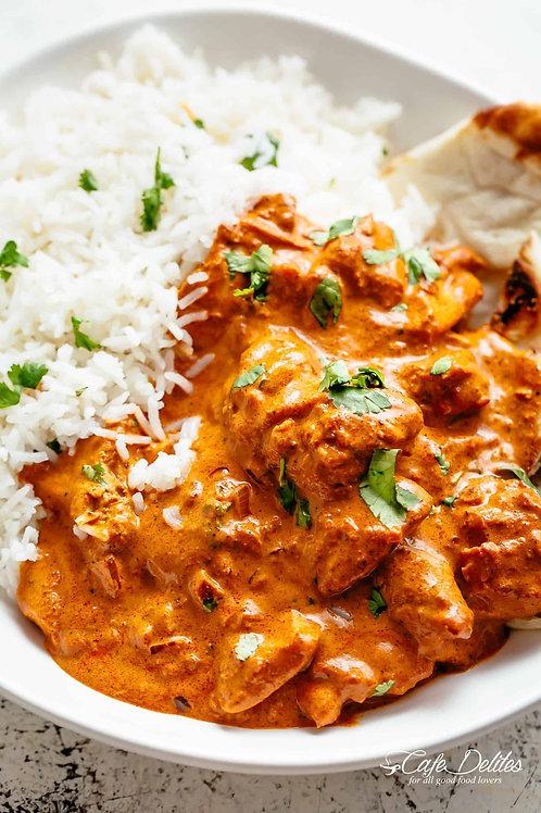 Chicken Tikka Masala - Friday, January 15th