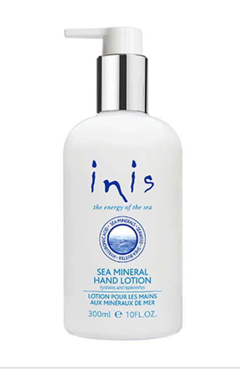 Inis the Energy of the Sea - Sea Mineral Hand Lotion 300ml/10 fl. oz.