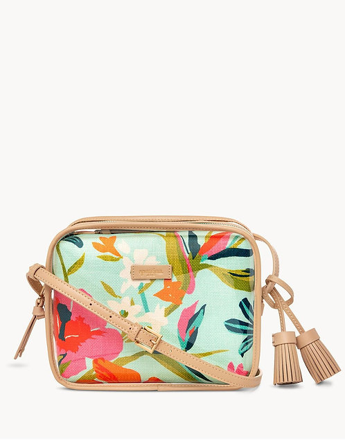 MORELAND CLARISSA STADIUM CLEAR CROSSBODY