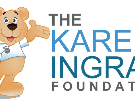Devoted son ensures mum's memory lives on by registering The Karen Ingram Foundation as a charity