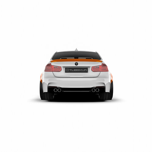 BMW 3er. (F30) M3 Rear Spoiler Duck Tail