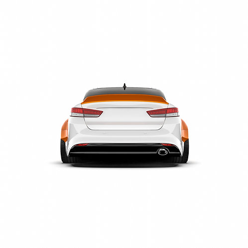 "KIA Optima (K5) ""2016- Rear Spoiler Duck Tail."