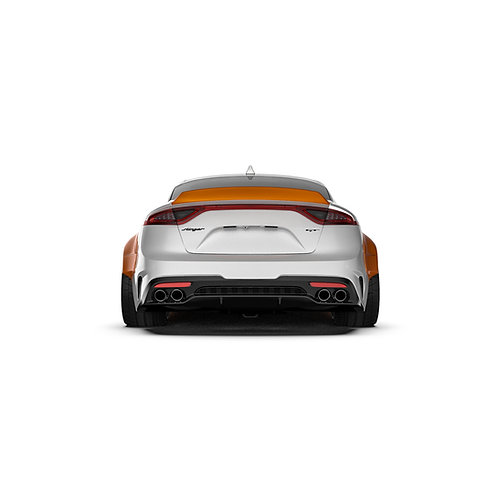 "KIA Stinger ""2017- Rear Spoiler Duck Tail."