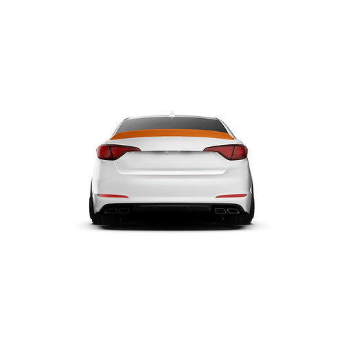 "Hyundai Sonata ""2014-2017 Rear Spoiler Duck Tail."