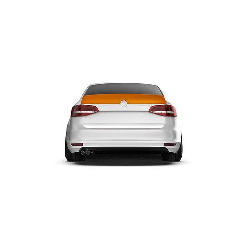 "Volkswagen Jetta (MK6) ""2011-2018 Rear Spoiler Duck Tail."