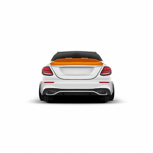 Mercedes-Benz E-classe (W213) Rear Spoiler Duck Tail.