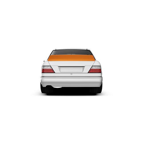 Mercedes-Benz W124 '1984-1995 Rear Spoiler Duck Tail.
