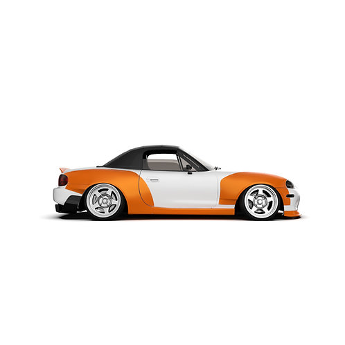 Mazda Miata / MX-5 (NB) '1998-2005 Wide Body Kit